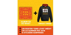 CD So What +Sweat Frise