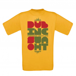 "T-shirt Men ""So What"" Yellow"