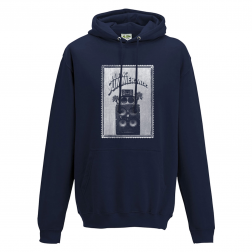 "Hoodies ""Summer Mix"" Blue french navy"