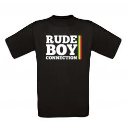 """T-shirt homme """"RBC"""" Noir"""