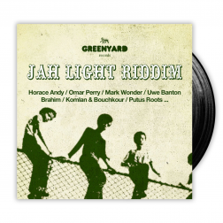Vinyl 33 - Jah Light Riddim