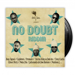 "Pack Vinyl 7"" - No Doubt riddim vol1, 2 & 3"