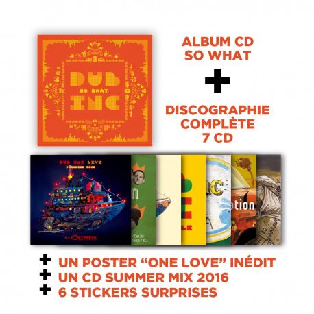 discographie dub inc