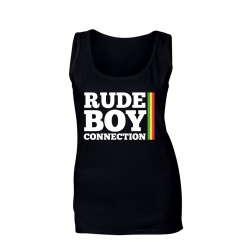 "Tank top women ""Rude Boy Connection"""