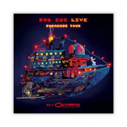 CD/DVD - Live at l'Olympia