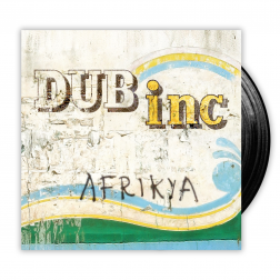 Double vinyl/LP - Afrikya