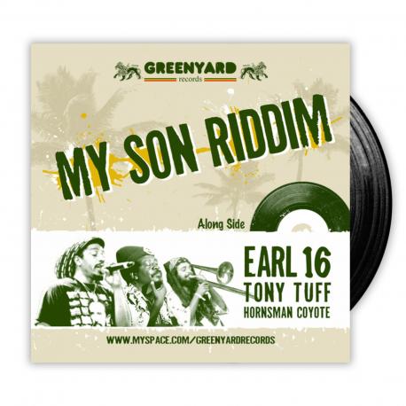 "Vinyl 10""- My son riddim"