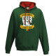 "Sweat_""Sainté"" Vert New"