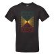 "T-shirt homme_""Typo"" Noir"