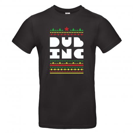 """T-shirt homme """"Frise"""" Noir"""