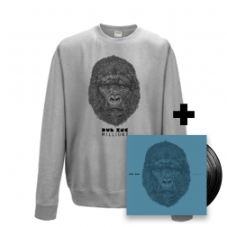 Double vinyl Millions_+Sweat Millions Grey