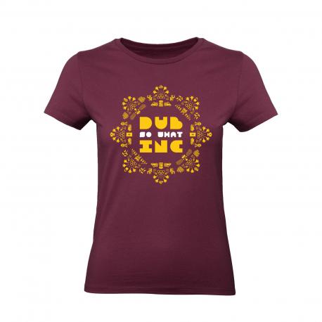 """T-shirt femme_""""Rosace"""""""