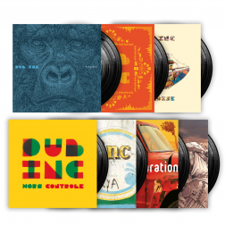 Pack 7 Albums Vinyls